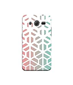 Kaira High Quality Printed Designer Soft Silicone Back Case Cover For Samsung Galaxy Core II(492)