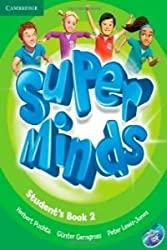 Super minds 2 (student's +dvd) [ Livre importé d´Espagne ]