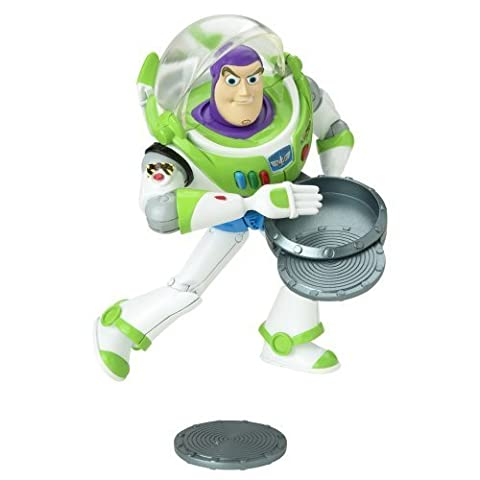 Disney Toy Story 3 Collection Figure - Disc Launcher Buzz