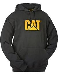 Caterpillar Mens Trademark Hooded Sweatshirt