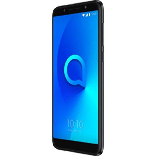 Image of Alcatel 5058I-2AALWE1 14,47 cm (5,7 Zoll) 3x, Smartphone, 32GB Metallic Schwarz