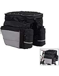 DANSPEED bolsa para bicicleta de montaña, impermeable, 60 L, poliéster
