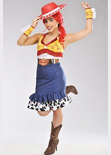 Damen Spielzeug Geschichte Jessie Kleid Kostüm Small (UK 8-10)