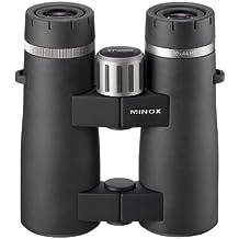 Minox 62049 - Prismáticos (10 x 44), color negro
