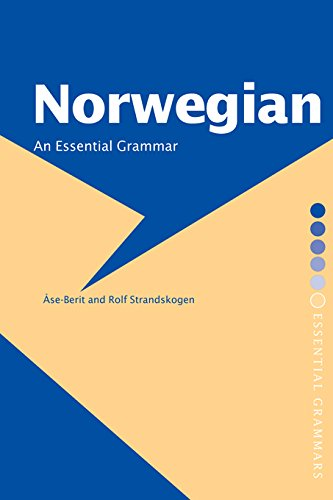 Norwegian: An Essential Grammar (Routledge Essential Grammars) (English Edition)