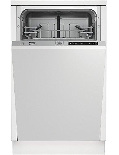 Beko Lave-vaisselle encastrable disparition 10couverts Classe A + 45cm dis15010