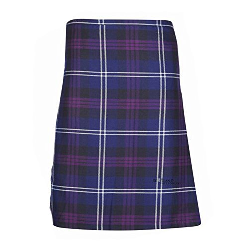 Schottland Kilt Co Heritage Of Scotland Moderne Herren Schottisch 8 Garten Kilt - Multi, 34-36 Inches -