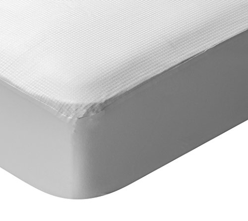 Pikolin Home - Protector de colchón termorregulador, impermeable y transpirable, 180x190/200cm-Cama...
