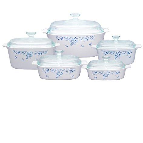 corningware-classic-square-10pc-casseorle-set-provincial-blue