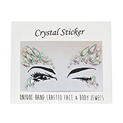 Crystal Tattoos Face Jewels...