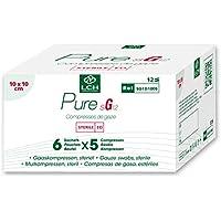 LCH SG12–1005Kompresse Mullkompressen steril 10x 10cm preisvergleich bei billige-tabletten.eu