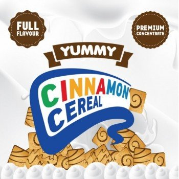 Big Mouth Yummy Aroma Cinnamon Cereal 10ml