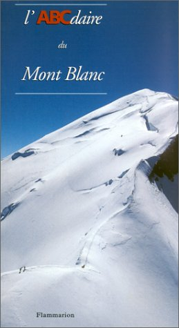 L'ABCdaire du Mont Blanc