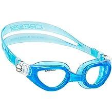 Cressi Italian make Anti Fog Swimming Goggles for Adults - Blue by Cressi