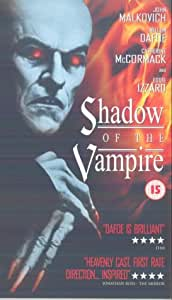 Shadow Of The Vampire [VHS] [2001]