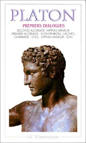 Premiers dialogues - second alcibiade - hippias mineur