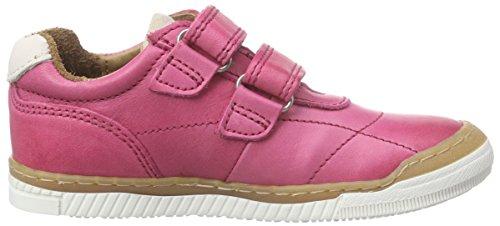 Bisgaard 40305116, Baskets Basses Mixte Enfant Rose (14 Pink)