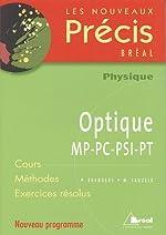 Optique MP-PC-PSI-PT de Pierre Brenders