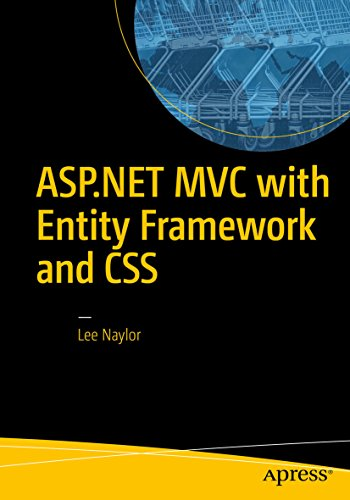 ASP.NET MVC with Entity Framework and CSS eBook: Lee Naylor: Amazon ...