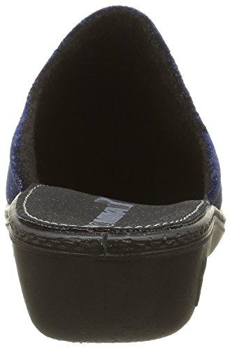 Romika Damen Romilastic 398 Pantoletten Bleu (Blau 403)