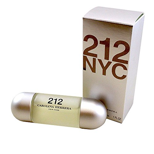 Carolina Herrera 212 femme/woman, Eau de Toilette, Vaporisateur/Spray 30 ml, 1er Pack (1 x 30 ml)