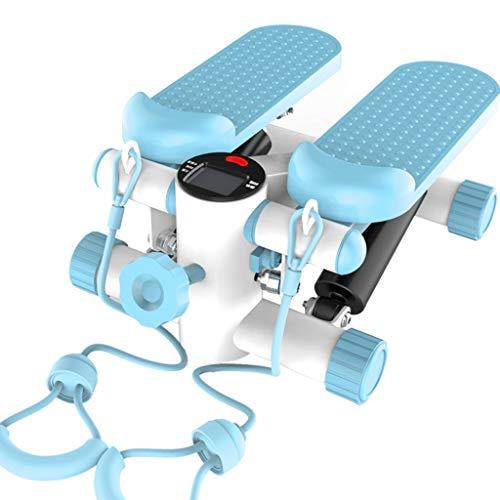 411X6xcjUOL. SS500  - JSHWH-Q HWH Stovepipe Weight Loss Machine, Stepper Household Mute Fitness Equipment Multifunction Hydraulic Slimming Foot Machine 38 * 30 * 18CM Multipurpose