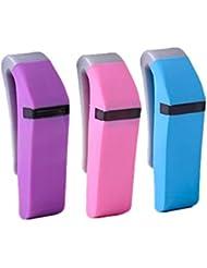 WEINISITE Reemplazo Holder Clip para Fitbit Flex Actividad Tracker (D)