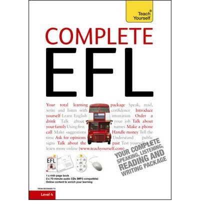 [(Complete English as a Foreign Language (Learn English as a Foreign Language with Teach Yourself))] [ By (author) Sandra Stevens ] [August, 2010]