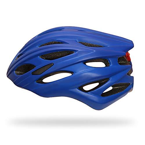 ALSGON Roller Helm Herren Italien,CPSC Polsterung Abnehmbarem UnfallschäDen Reduzieren Kopf Zu SchüTzen Praevention Lueftungsloch Mit Hoher Dichte,Blue