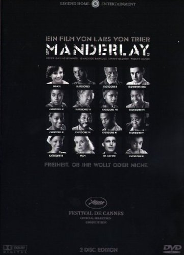 Manderlay [2 DVDs]