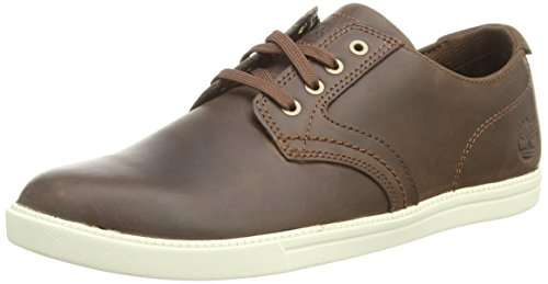 Timberland Fulk Lp, Baskets Basses Homme Marron (Brown)