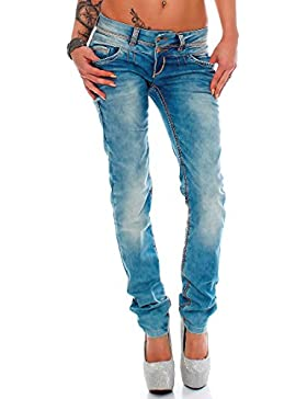 Cipo Baxx Sexy Damen Jeans Stret