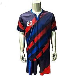 LQZQSP Jersey De Fútbol Conjunto De Jersey De Fútbol Ropa De Equipo De Entrenamiento Camisetas De