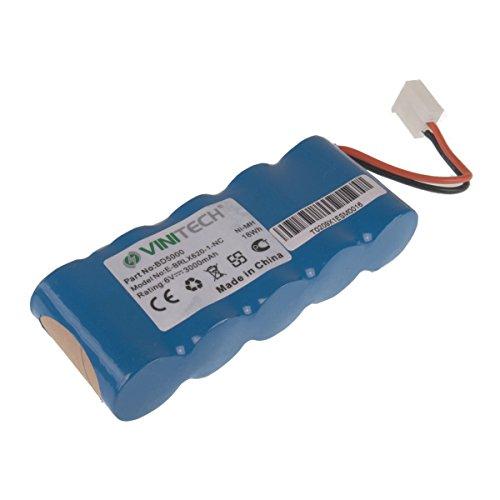Akku Batterie BOSCH SOMFY K6 K8 K10 K12 BD 5000 BD 6000 Standard + Premium Roll Lift Easy Lift 6V 3000mAh NiMh