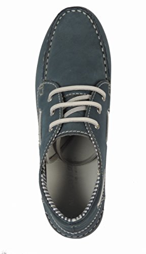 Marco Tozzi 25106-22 Mocassins cuir Denim