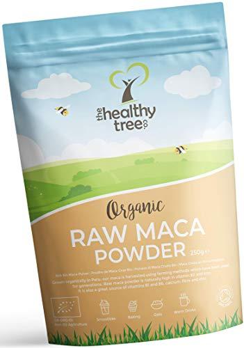 Organic Maca Powder - High in Vi...