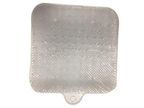 Mdeper Dusche Fuß Waschen Peeling Massage Reinigen Fuß Saugnapf Fußmassage Pad -