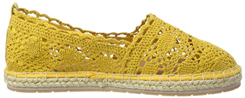 Marco Tozzi Damen 24229 Espadrilles Gelb (Sun Comb)