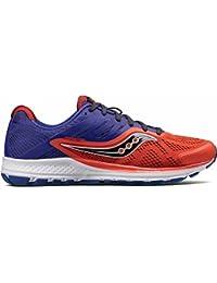 Zapatos Ride 10 – Hombre, Orange / Bleu - Saucony