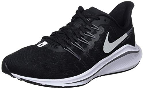new product 91b33 5e2c3 Nike WMNS Air Zoom Vomero 14, Chaussures de Running Femme, Multicolore  (Black/