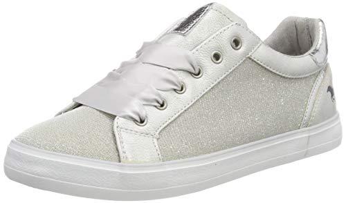 Mustang Damen 1267-308-21 Sneaker Silber (Silber 21), 40 EU