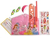 Simple Days Funny Stationery Set with Polka Dot Pencil Pouch
