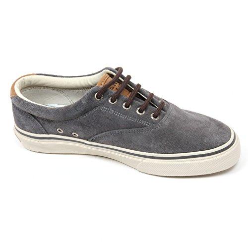 C3620 sneaker uomo SPERRY TOP-SIDER scarpa grigio shoe man for the sea Grigio