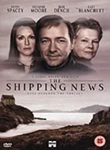 The Shipping News [DVD] [2002]