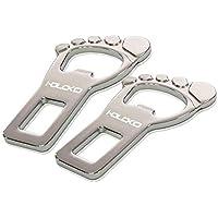 HOLOKO Flaschenöffner, 2 PCS Metall Schnalle Clip Mehrzweck Fit auf Ihrem Schlüsselbund
