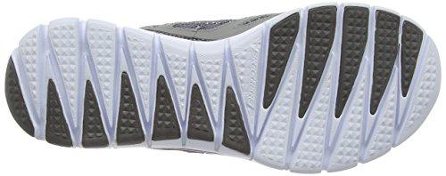 Skechers Skech-FlexRoyal Forward Damen Sneakers Grau (Gypr)