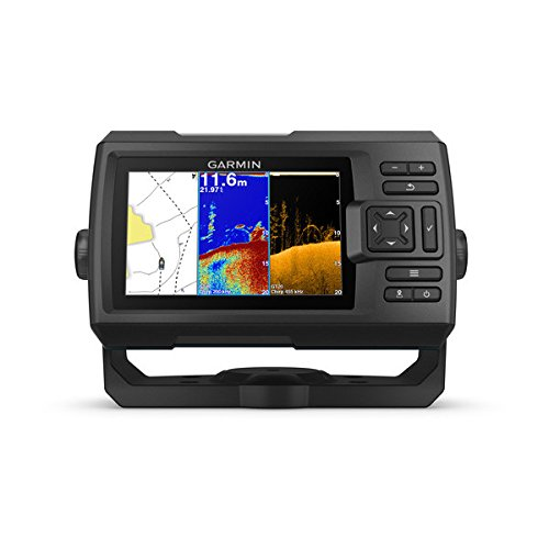 Garmin Fishfinder Gps (Garmin 010-01872-02 STRIKER Plus 5cv CHIRP-Fishfinder)