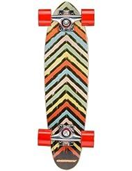 Osprey Splat Skateboard mini cruiser Multicolore