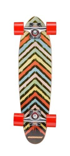OSPREY MINI CRUISER SPLATS - SKATEBOARD ( NEED TO BE REVIEWED  ARCE )  COLOR AZUL  TALLA UK: 24 INCH