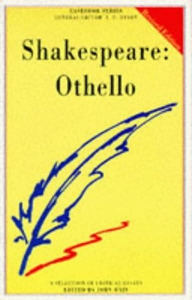 Shakespeare: Othello (Casebooks Series): Amazon.co.uk: Wain, John: 9780333533543: Books
